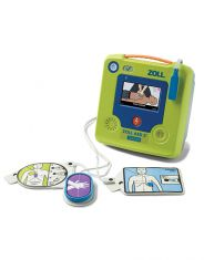 ZOLL AED 3 Trainer with CPR Uni-padz