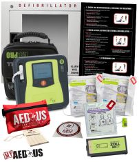 """Zoll AED Pro """"All-You-Need"""" Value Package"""