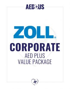 Zoll AED Plus Corporate Value Package