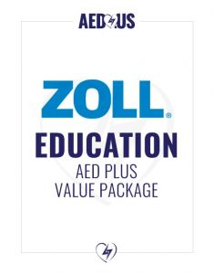 ZOLL AED Plus Education Value Package