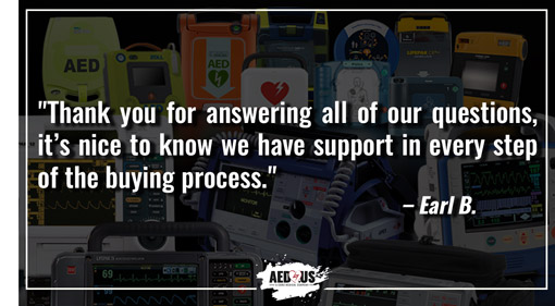AED.US about quote