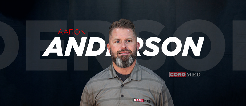 Aaron Anderson, Business Operations Technician
