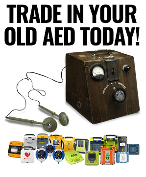 AED Trade-In Program