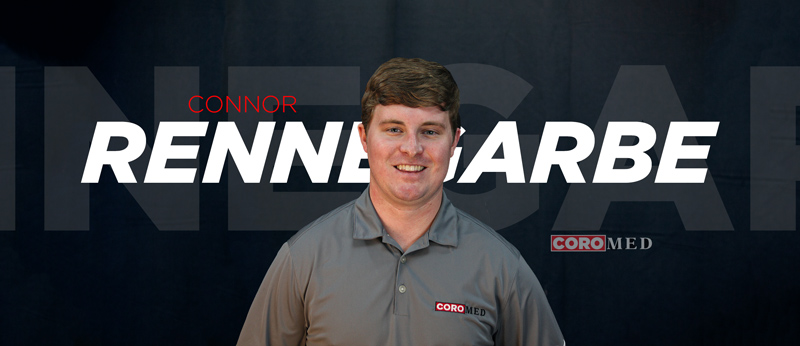 Connor Rennegarbe, Account Manager