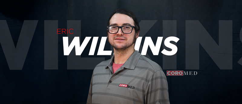 Eric Wilkins, Director of Warehouse Operations
