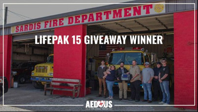 LIFEPAK 15 Giveaway Winner 2019