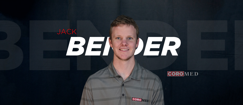 Jack Bender, Warehouse Associate