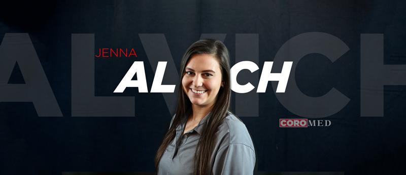 Jenna Alvich, Digital Marketing Manager