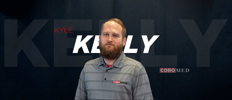 Kyle Kelly, Director of Marketing