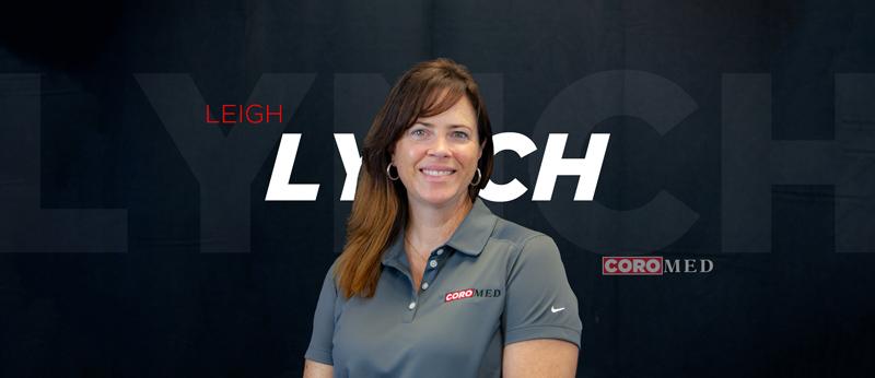 Leigh Lynch, Customer Service Associate