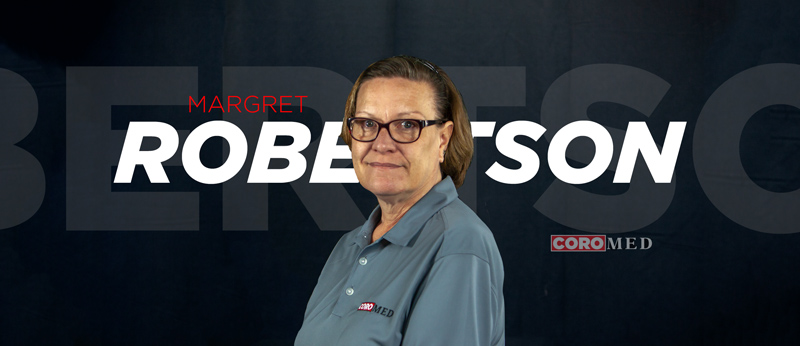 Margret Robertson, Accountant