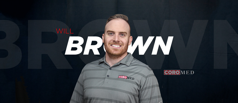 Will Brown, Director of Finance